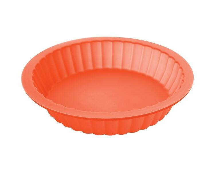 Форма силиконовая для выпечки Торта или Кекса | Кекс Ø 180, 260 мм, высота 50 мм