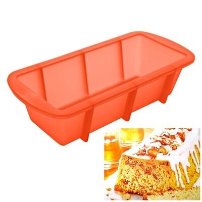 Форма силиконовая для выпечки Торта или Кекса | Полено