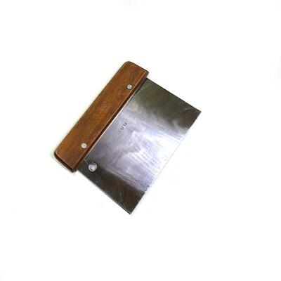 Кондитерский шпатель прямой с ручкой ДрВ. | 15 см