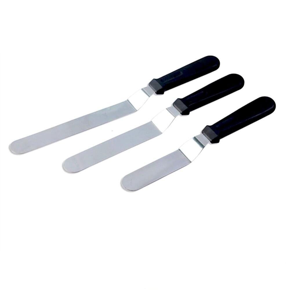Лопатка (палетта) угловая сталь | 11, 14, 16, 20, 25 см Эконом (ПлР)