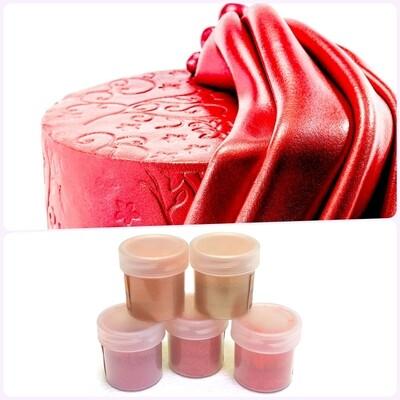 Краситель сухой Красный блеск 5 гр. | Candurin®