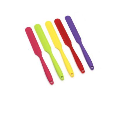 Кондитерский нож-лопатка силикон | размеры 25 и 30 см