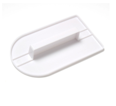Утюжок для мастики модель 4 (полуовал) размер 15•7.5 см