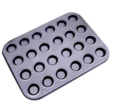 Форма для выпечки металлическая антипригарная   Капкейки мини