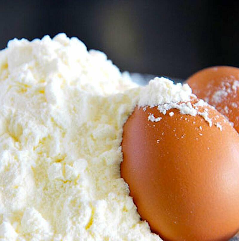 Яичный белок сухая смесь (Альбумин) фас 0.1 - 1 кг
