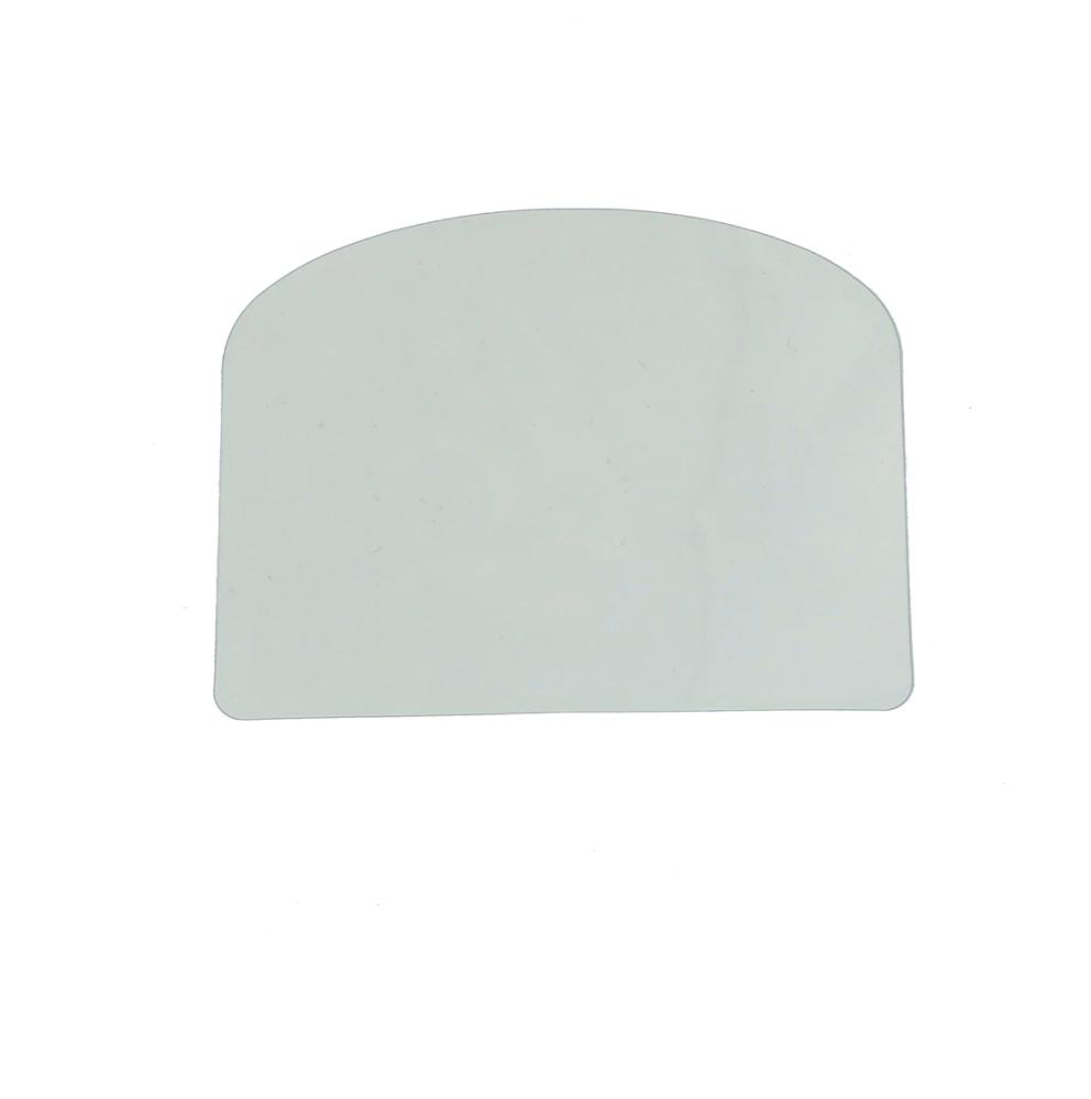 Кондитерский скребок полукруглый (3) 15*10 см