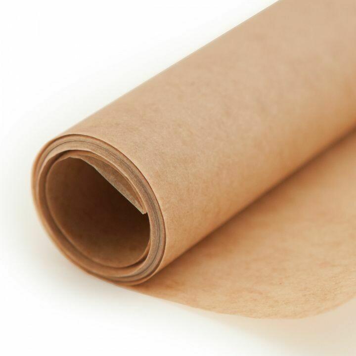 Бумага для выпечки профессиональная (силиконовая) в рулонах 8, 25, 50, 100 м