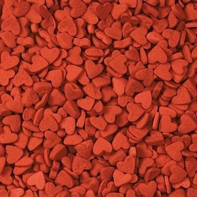 Декоративные кондитерские посыпки | Сердечки 0.75 кг