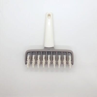 Кондитерский валик для нарезки теста | модель: 2278 (зубчики)