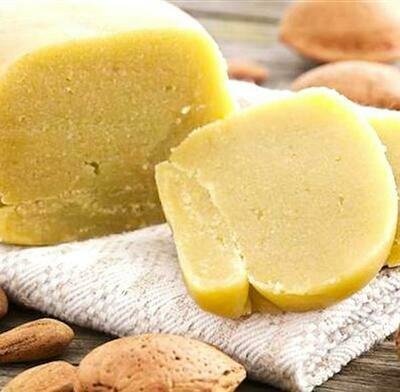 Марципановая паста 27% | 100 гр Натуральная и Цветная