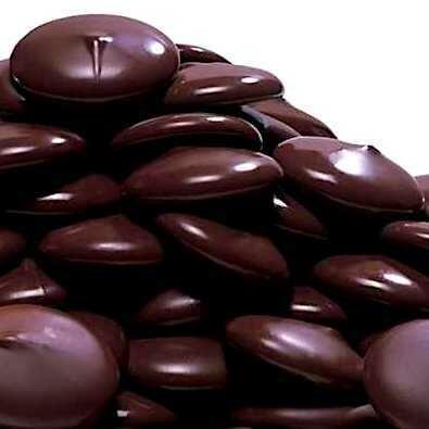 Шоколад горький 65% капли (drops) без сахара   0.4 - 1 кг