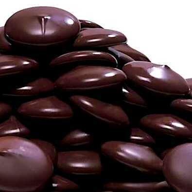 Шоколад горький 65% капли (drops) без сахара | 0.4 - 1 кг
