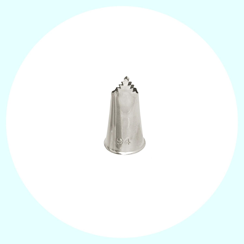 Кондитерская насадка листик фигурный №94, 95 Ateco