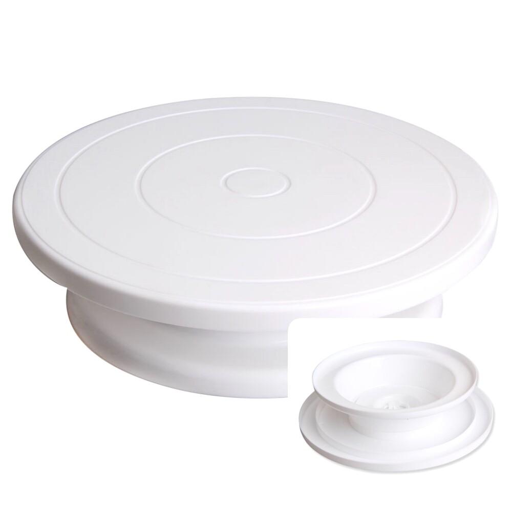 Поворотный столик пластиковый ∅ 28 см | Эконом