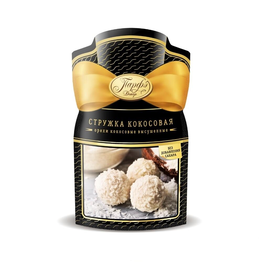 Кокосовая стружка, натуральная без добавок и сахара | 60 - 250 гр.