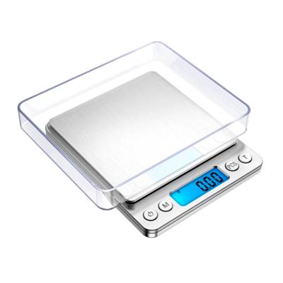Кухонные весы Мини 0.1 - 2 кг (с чашкой)