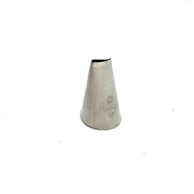 Кондитерская насадка лепесток изогнутый №161 Tulip™ | малый размер