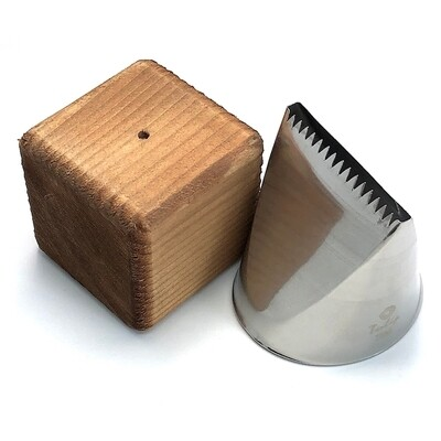 Кондитерские насадки Jam для тортирования №789, 790 Tulip™