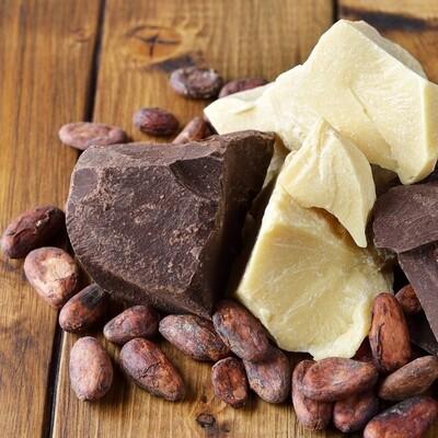 Базовый рецепт шоколада из тёртого какао и масла какао