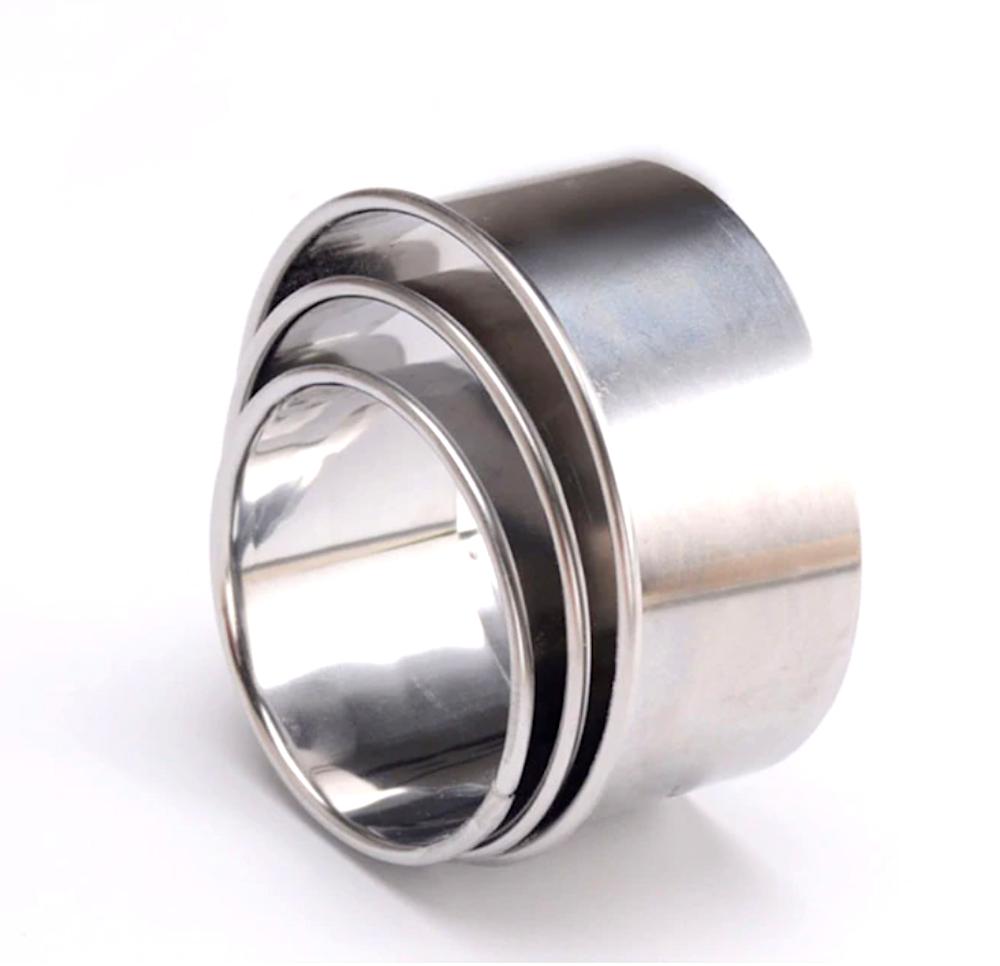 Вырубка стальная Набор 11 шт ∅ 2,5 - 9 см