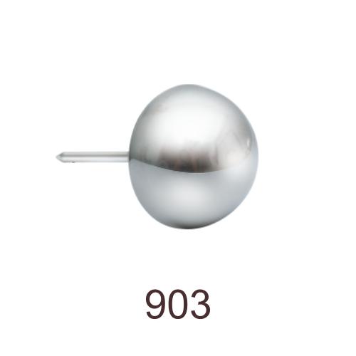 Кондитерские гвоздики Tulip™ №903, 906 выпуклые для хризантем (Domed)