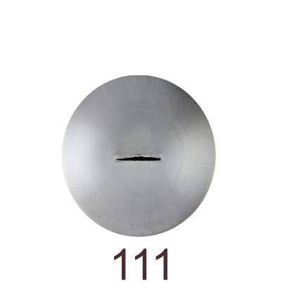 Кондитерская насадка листик №111 Tulip™ | малый размер