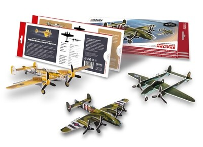 Набор моделей самолетов