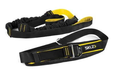 SKLZ Acceleration Trainer: Dynamic Overload and Release Resistance Training System with Force Absorbing Handles