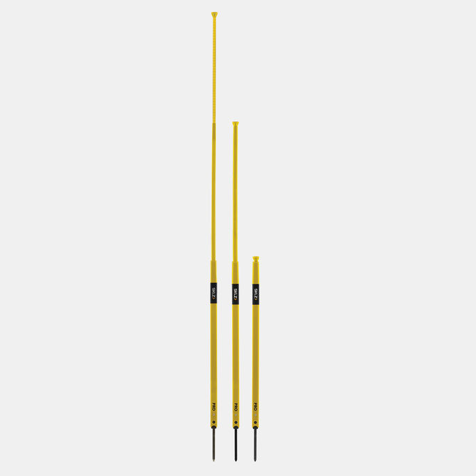 SKLZ Pro Agility Training Poles: Telescoping Agility Trainer