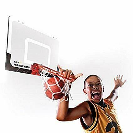 SKLZ Pro Mini Basketball Hoop with Ball