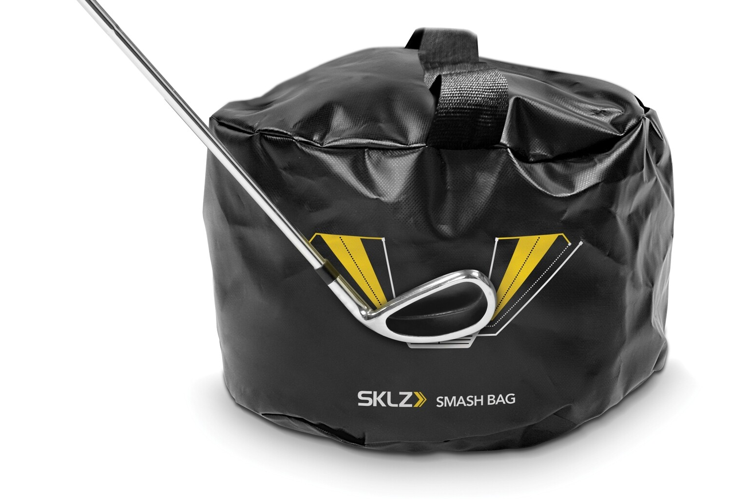 Golf Smash Bag Impact Swing Trainer