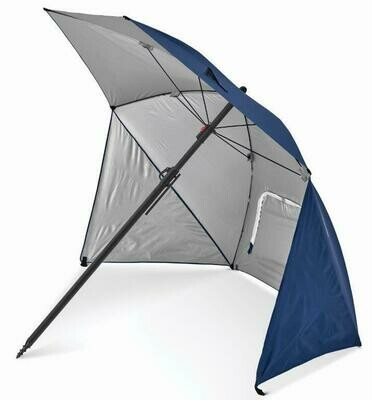 SportBrella Pure Lite 2metre UPF50+ Lightweight Umbrella Shelter. Blue