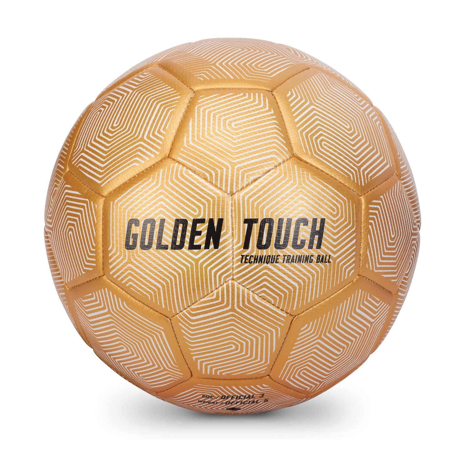 SKLZ Golden Touch: Weighted Size 3 Soccer Ball