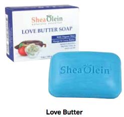 Love Butter Soap
