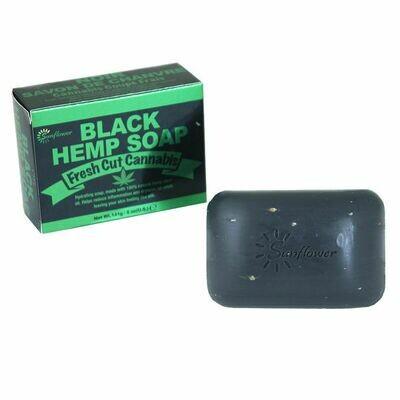 Black Hemp Soap