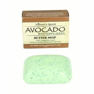 Avocado Butter Soap