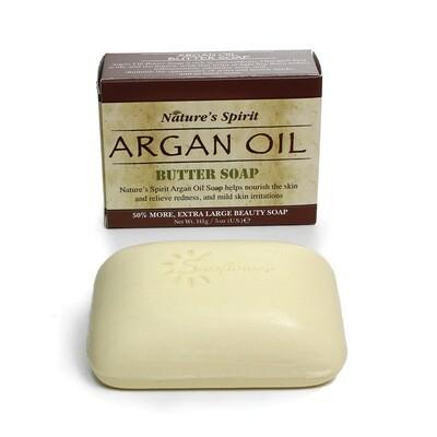 Argan oil butter soap