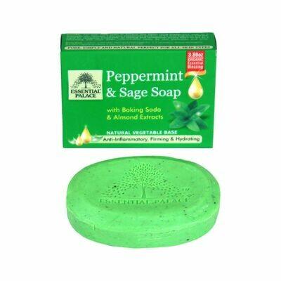 Peppermint & Sage Soap