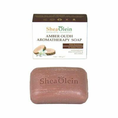 Amber Oudh Aromatherapy Soap