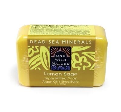Lemon Sage Soap