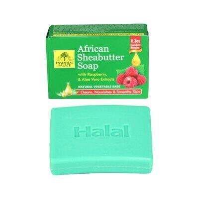 Raspberry Shea Butter Soap
