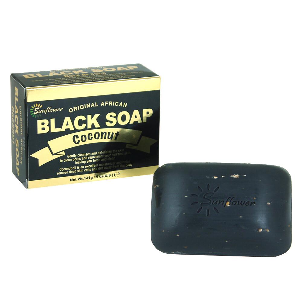 Coconut Black Soap