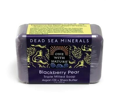 Blackberry Pear Soap