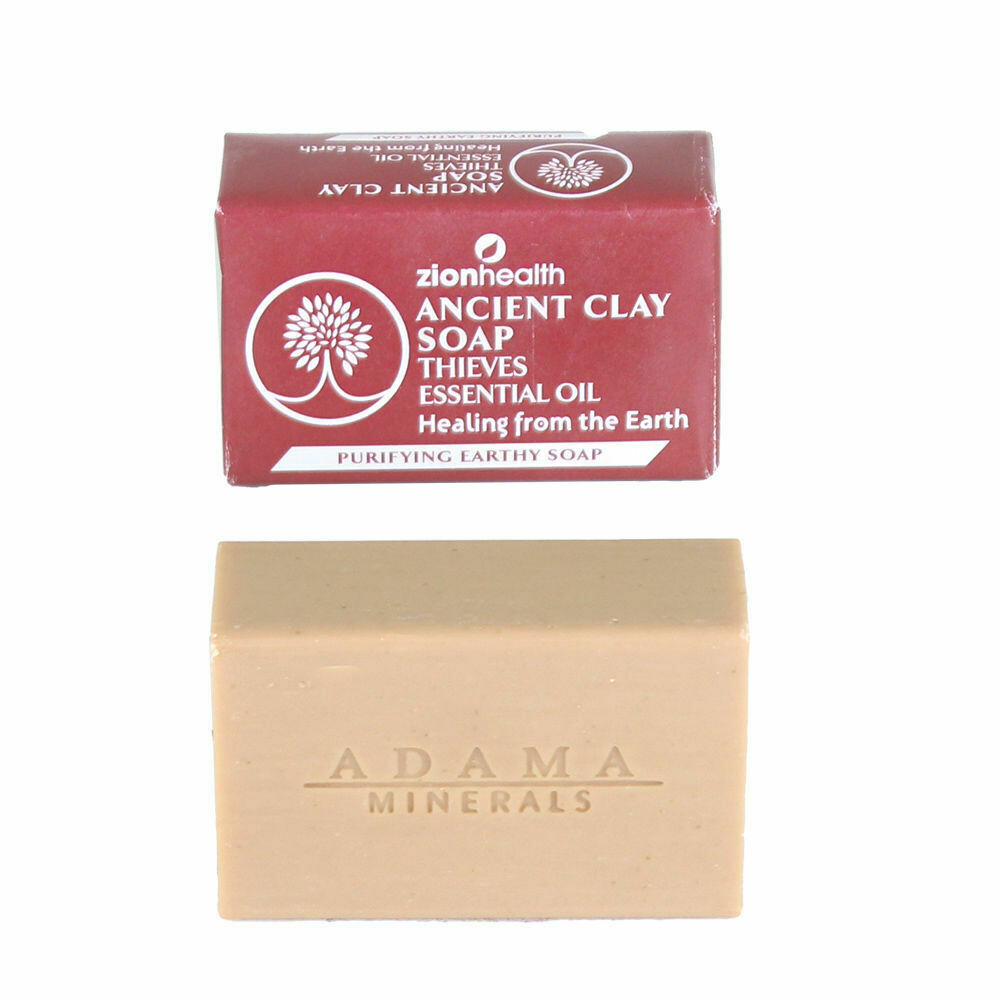 Thieves Oil Ancient Clay Soap