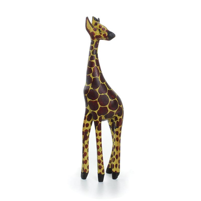 Wood Giraffe