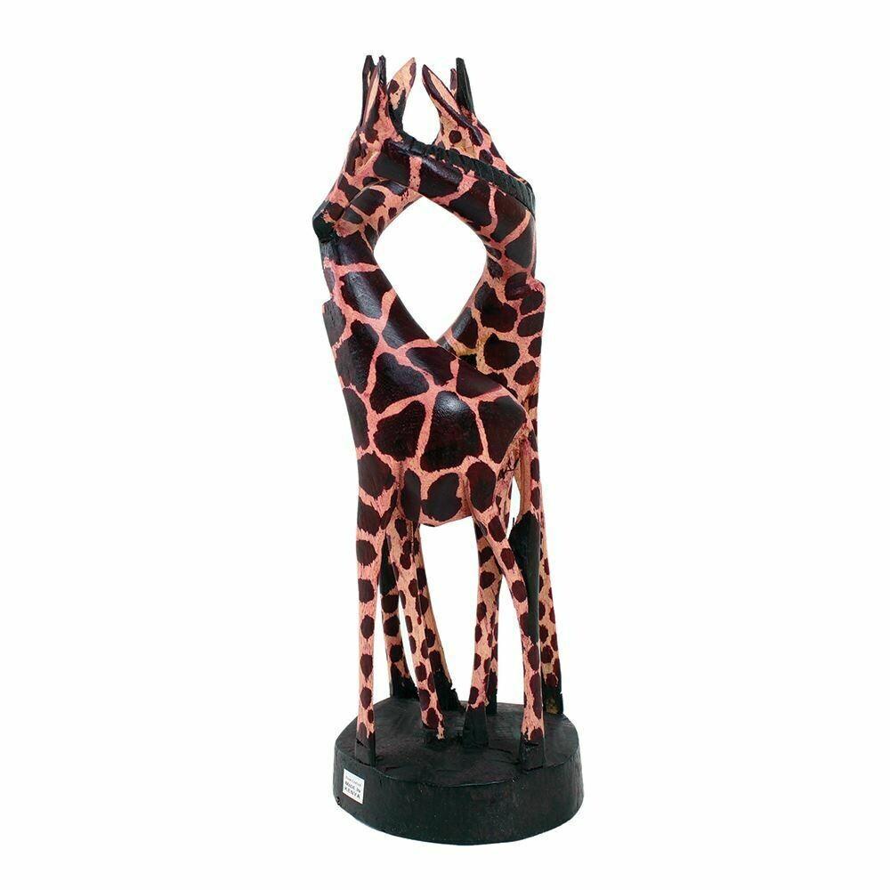 "12"" Giraffe Couple"
