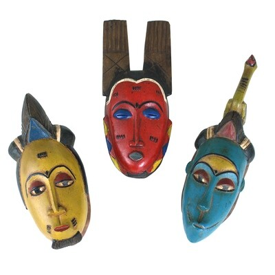Ivorian Guru Mask