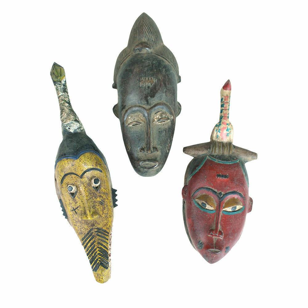 Baoule Mask