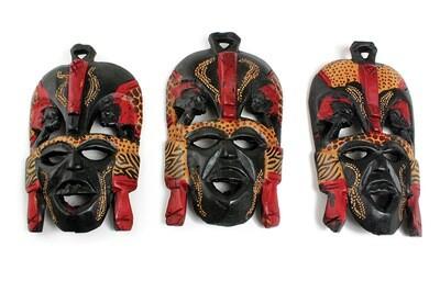 Maasai Mask
