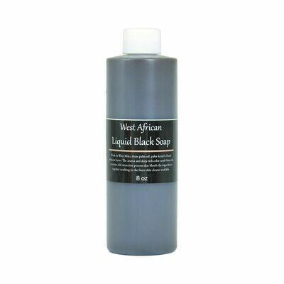 West African Liquid Black Soap